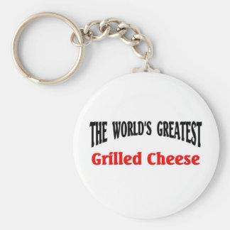 Bestster gegrillter Käse Schlüsselband
