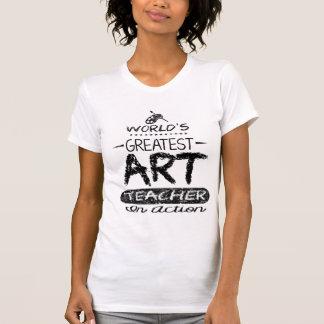 Bestster Kunstlehrer der Welt T-Shirt
