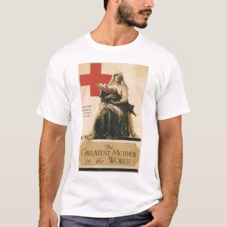 Bestster Mutter-Zweiter Weltkrieg T-Shirt