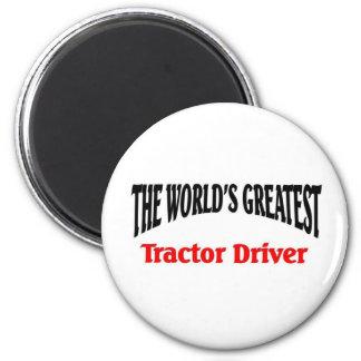 Bestster Traktor-Fahrer Magnete