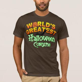 Beststes das Halloween-Kostüm der Welt T-Shirt