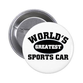 Beststes Sport-Auto Anstecknadel