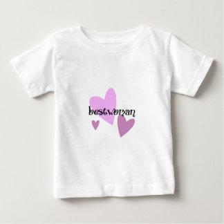 Bestwoman Baby T-shirt