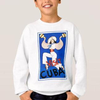 Besuch Kuba Sweatshirt