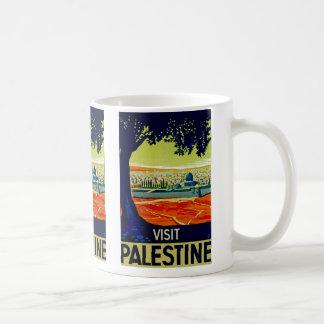 Besuch Palästina Kaffeetasse