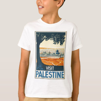 Besuch Palästina T-Shirt