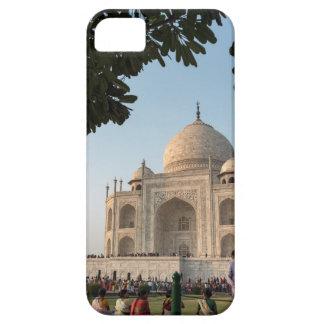 Besucher bei Taj Mahal, Agra, Indien Etui Fürs iPhone 5
