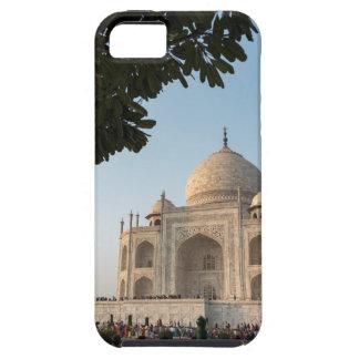 Besucher bei Taj Mahal, Agra, Indien iPhone 5 Schutzhülle