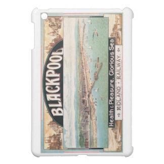 Besuchs-Blackpool-Plakat iPad Mini Hülle