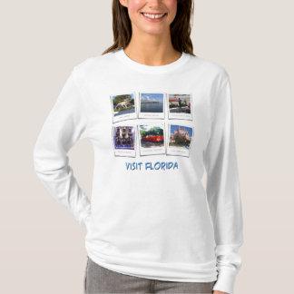 Besuchs-Florida-Shirts T-Shirt