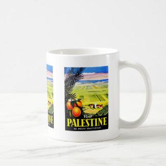 Besuchs-Palästina sehen die alte wieder belebte Tassen