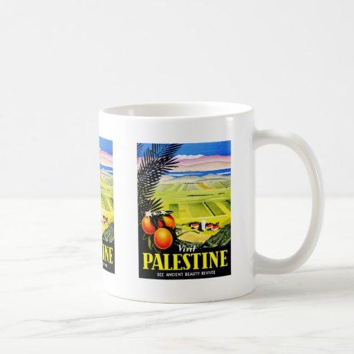 Besuchs-Palästina ~ sehen die alte wieder belebte Tassen