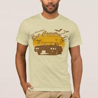 Besuchs-schönes Schläger-Land T-Shirt