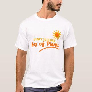 Besuchs-sonnige Bucht des viel-Shirts T-Shirt