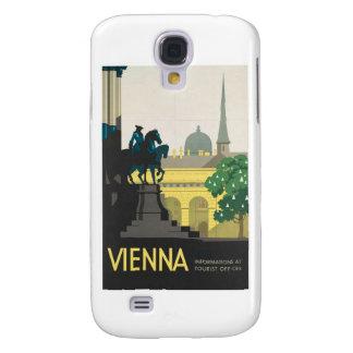 Besuchs-Wien-Plakat Galaxy S4 Hülle
