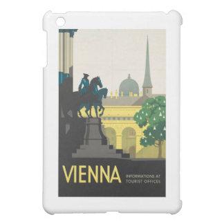 Besuchs-Wien-Plakat iPad Mini Hülle