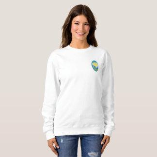 Betasigma-Phi-Sweatshirt (oval) Sweatshirt