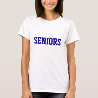 "Betäubtes und verwirrtes ""Senior"" T-Shirt"