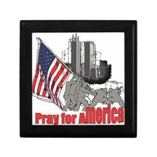 Beten Sie für Amerika Geschenkbox