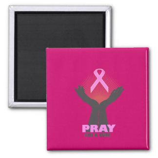 Beten Sie für eine Heilung Quadratischer Magnet