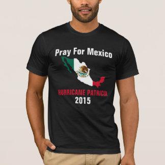Beten Sie für Mexiko-Hurrikan-Patricia-Shirts T-Shirt