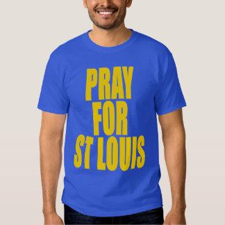 Beten Sie für St.- LouisT - Shirt