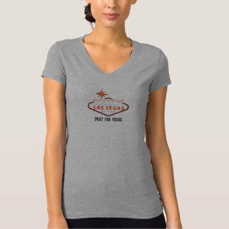 Beten Sie für Vegas T-Shirt