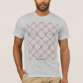 beten Sie (Raute) T-Shirt