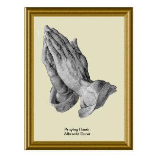 Betende Hände Albrecht Durer Postkarte