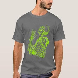 betendes Skelett T-Shirt