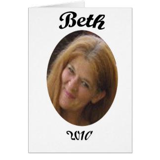 Beth Karte