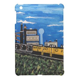 Bethlehem-Bergwerk 33 und C und ich Railroad iPad Mini Hülle