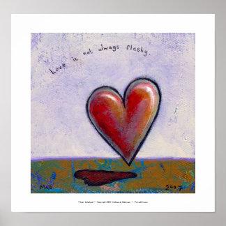 Betitelt: Überwunden - Liebe ist nicht immer flash Poster