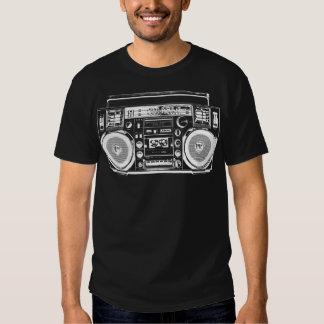 Betontes Boombox Shirts