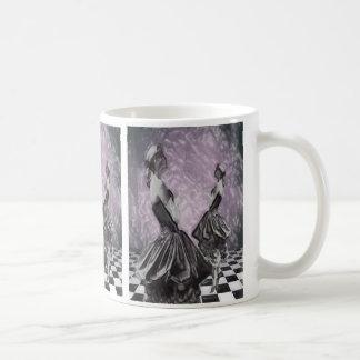 Betrachtung Kaffeetasse