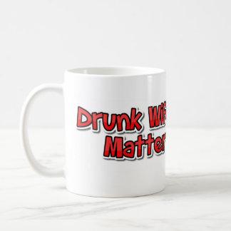 Betrunkene Wifes Angelegenheit Kaffeetasse