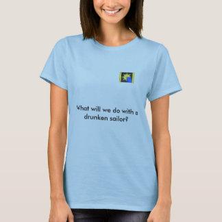 Betrunkener Seemann T-Shirt