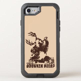 Betrunkenes Bier? OtterBox Defender iPhone 8/7 Hülle