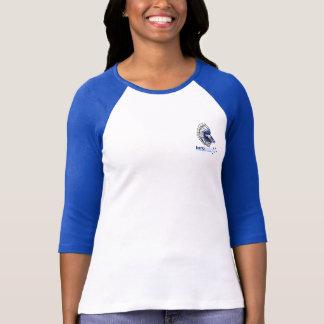 Betta Australis 3/4 Hülsen-T-Stück T-Shirt