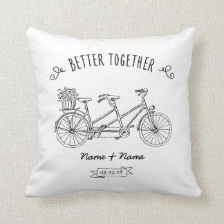 Better Together Tandem Kissen