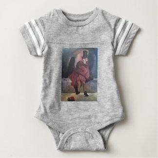 Bettler-Hund Baby Strampler