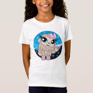 Betty der Yeti (Kindert-stück) T-Shirt