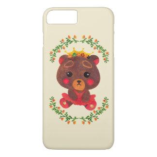Betty die wenige Bärn-Prinzessin iPhone 8 Plus/7 Plus Hülle