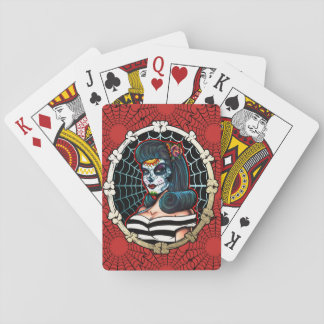 Betty-Spinne Queen_playingcards Spielkarten
