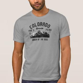 Beunruhigter Spiess-Höchstcolorado-Garten der T-Shirt