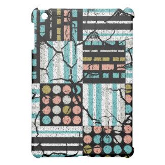 Beunruhigtes Muster iPad Mini Hülle