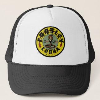 Beunruhigtes Vintages repro Zeichen Crosley Kobras Truckerkappe