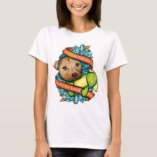 Beurteilen Sie mich nicht… T-Shirt
