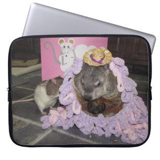 Bevin und Maude Laptop-Schutz Laptop Sleeve