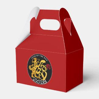 Bevorzugungs-Kasten GoldhundPapercut Geschenkschachtel